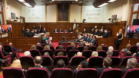 Informe Anual del Presidente de la Suprema Corte de Justicia de la Nación en México, 14 de diciembre de 2016.