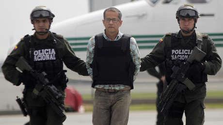 Jorge Milton Cifuentes en una foto del 14 de noviembre de 2012.