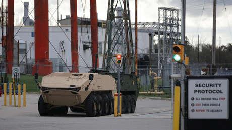 Empresa de armas de EE.UU. advierte a Canadá contra una retirada de su contrato con Arabia Saudita
