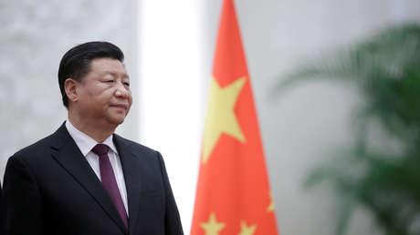 El presidente de China, Xi Jinping, en una recepción en Gran Salón del Pueblo en Pekín, el 10 de diciembre del 2018.