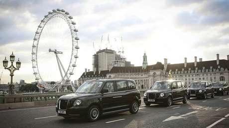 Londres, el Reino Unido.