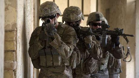 Soldados del Ejército estadounidense / foto ilustrativa