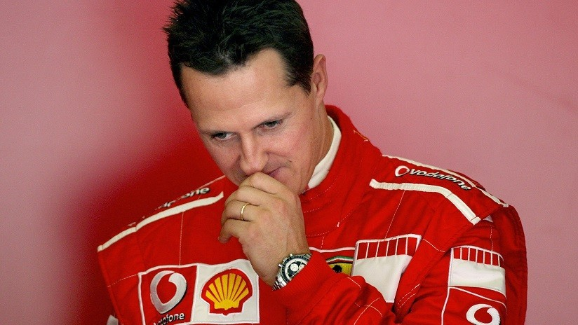"""""""Está en las mejores manos"""": La familia de Schumacher rompe el silencio a un día de su cumpleaños"""