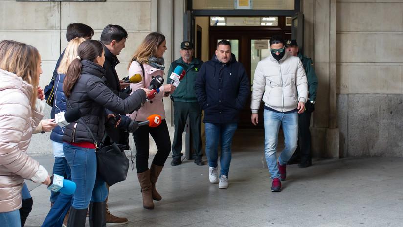 La Audiencia de Navarra rechaza mandar a prisión a 'La Manada' y los deja en libertad provisional
