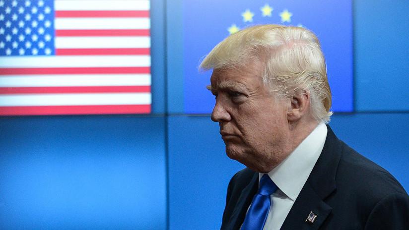 """""""No me importa Europa"""": Trump afirma que no le preocupa lo que la UE piense de él y explica por qué"""