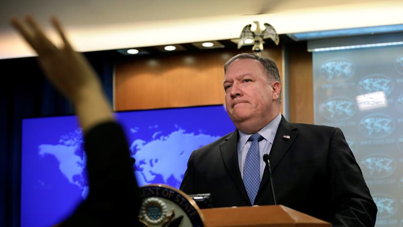 """EE.UU. amenaza a Irán con """"más aislamiento económico y diplomático"""" si no cancela pruebas de misiles"""