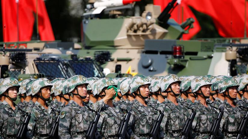 """""""Preparativos de guerra"""": El Ejército de China establece las prioridades principales para el 2019"""