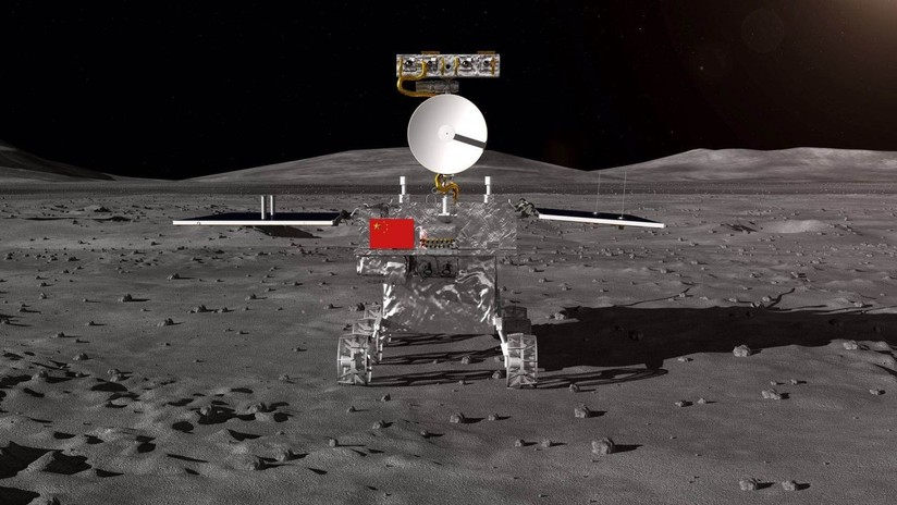 Acontecimiento histórico, China aluniza en el lado oculto de la Luna 5c2e3b07e9180f8a528b4567