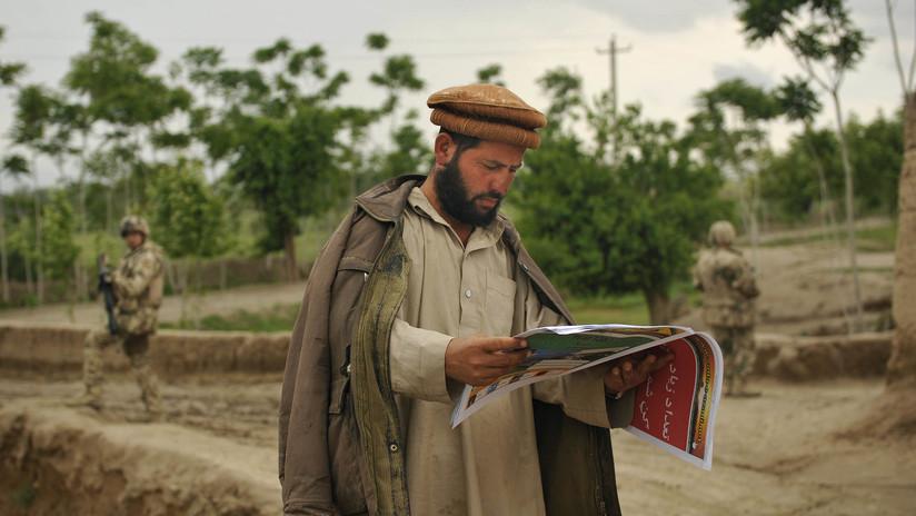 """""""No sé quién la utiliza"""": Trump se burla de una biblioteca financiada por India en Afganistán"""