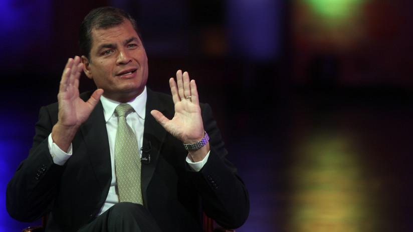 Rafael Correa y la Cancillería ecuatoriana serán auditados por el asilo a Julian Assange