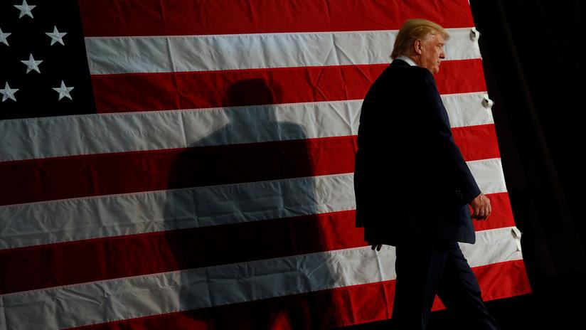 """""""Se acerca el muro"""": Trump eleva la apuesta fronteriza al estilo de 'Juego de Tronos'"""