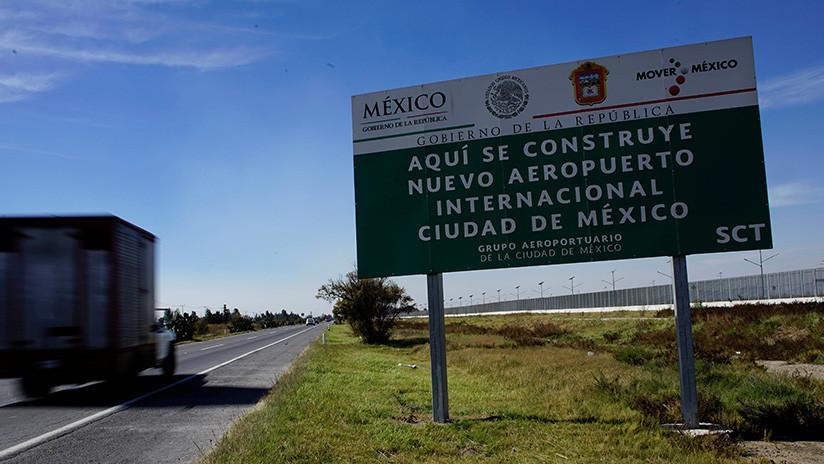 Gobierno de México oficializa la cancelación de las obras del nuevo aeropuerto