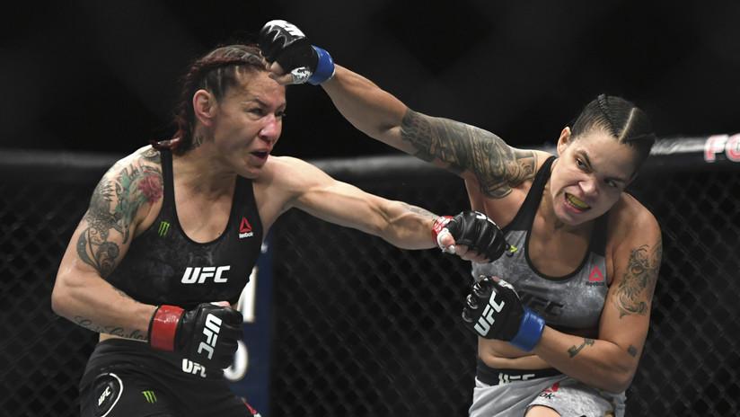 """""""Me echaron de la jaula"""": Campeona de MMA que perdió su invicto reclama a la UFC trato irrespetuoso"""