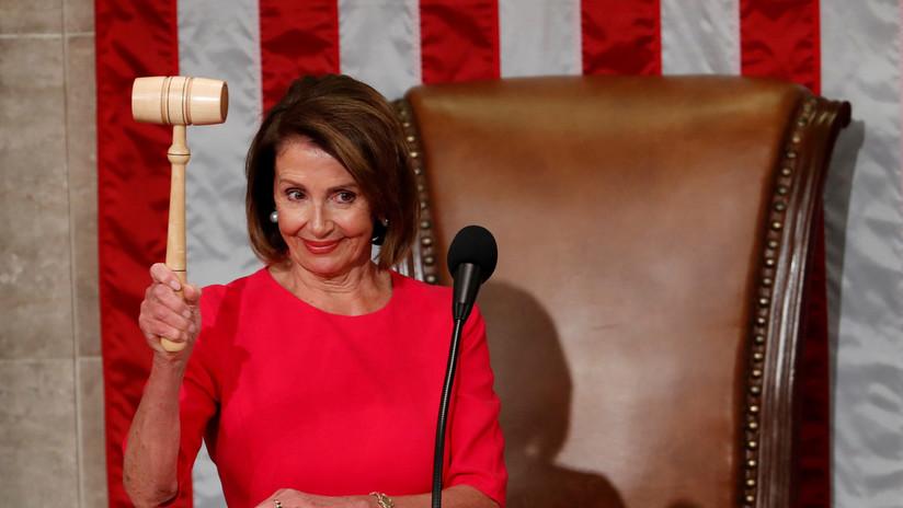 ¿Quién es Nancy Pelosi, la mujer más poderosa de la política estadounidense?