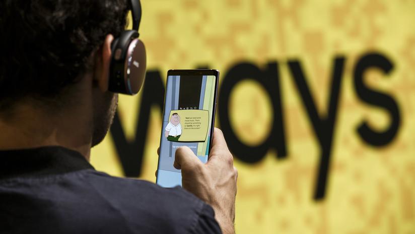FOTO: Se filtra el diseño del futuro Samsung Galaxy S10