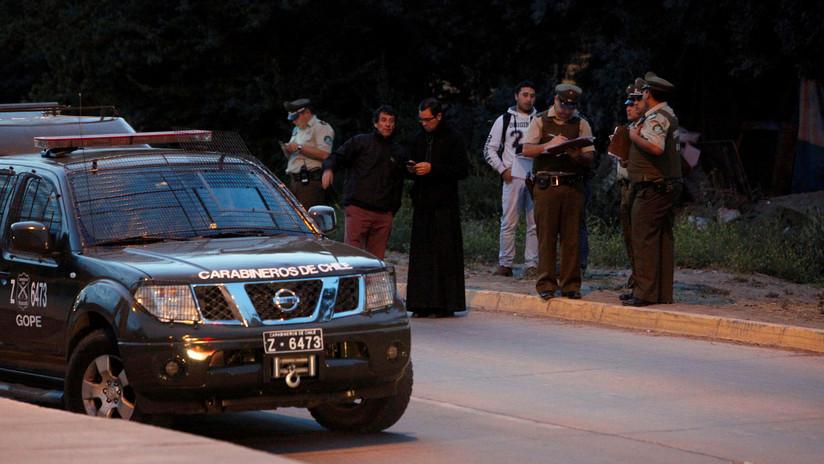 Explosión en Chile deja al menos 5 personas heridas