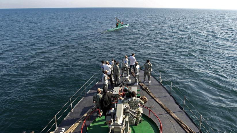 Irán desplegará buques de guerra en el 'patio trasero' de EE.UU.