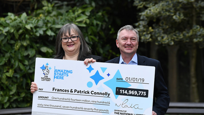 Una pareja irlandesa gana 146 millones de dólares en la lotería Euromillones