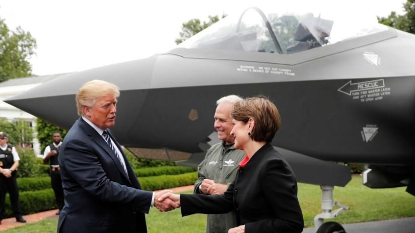 Cómo las mujeres se apoderaron del complejo militar-industrial de EE.UU.