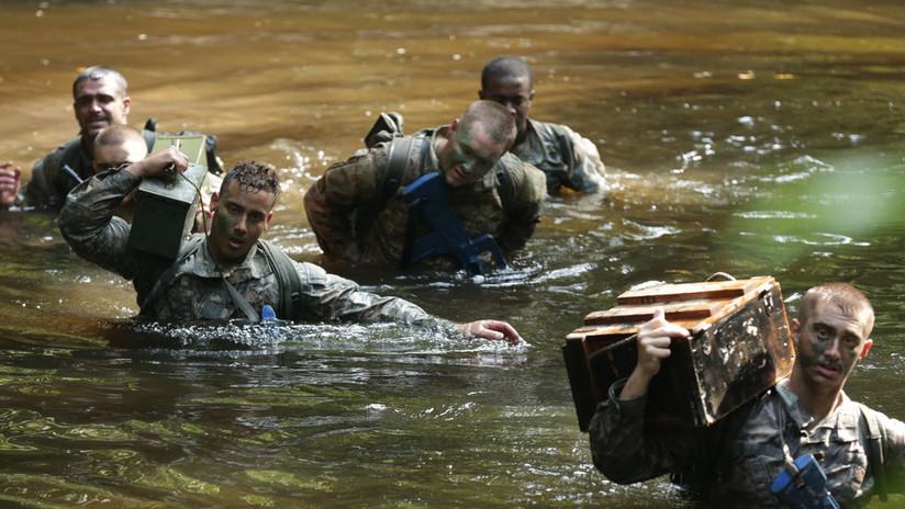 EE.UU. envía sus fuerzas militares a África central