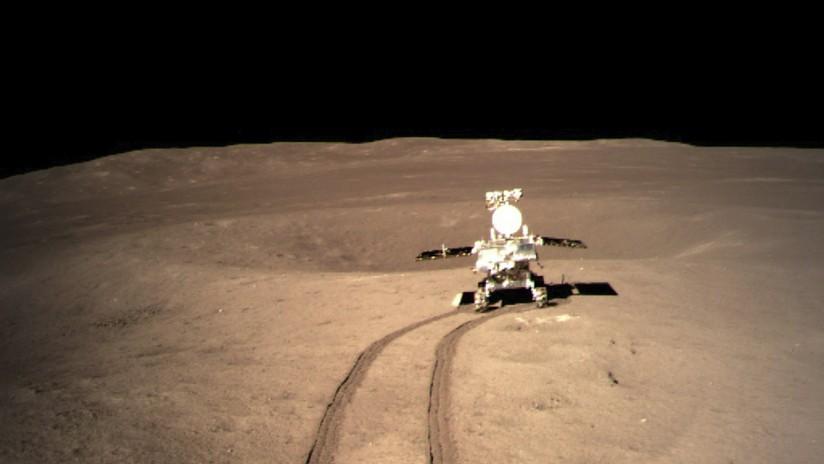 La sonda china Chang'e-4 enciende con éxito su equipo de observación en la cara oculta de la Luna