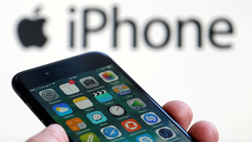 Alemania prohíbe venta del iPhone 7 y 8