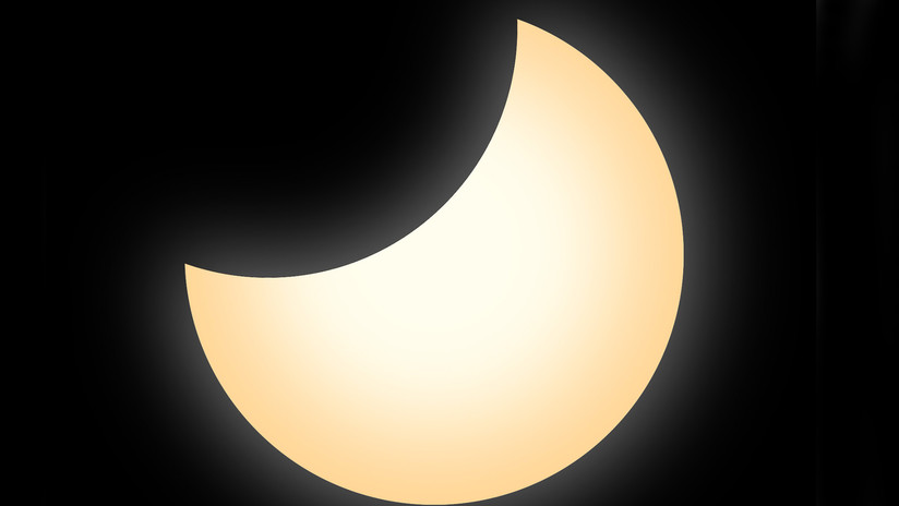 VIDEO: El primer eclipse solar parcial del año se produce en Japón