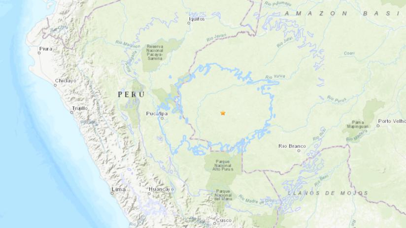 Sismo de 6.8 azota región remota del oeste de Brasil