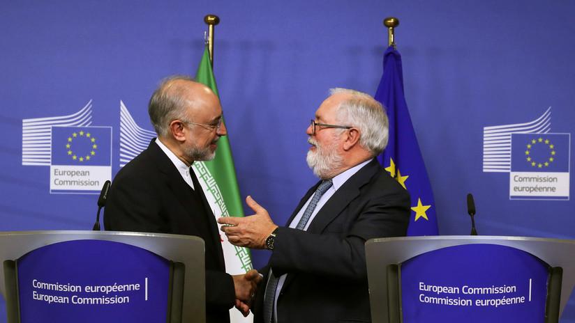 """Irán: """"La dependencia europea de EE.UU. impide lanzar un mecanismo para eludir las sanciones"""""""
