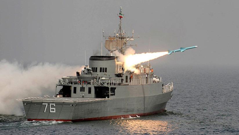 Rusia e Irán realizarán ejercicios conjuntos en el mar Caspio