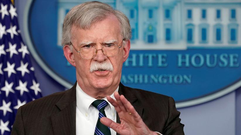 """Bolton: """"Tropas de EE.UU. no saldrán de Siria hasta que Turquía garantice seguridad de los kurdos"""""""