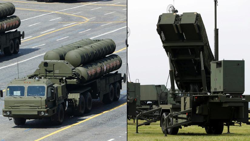 Reportan que EE.UU. propuso a Turquía la compra de sus sistemas Patriot en lugar de los S-400 rusos