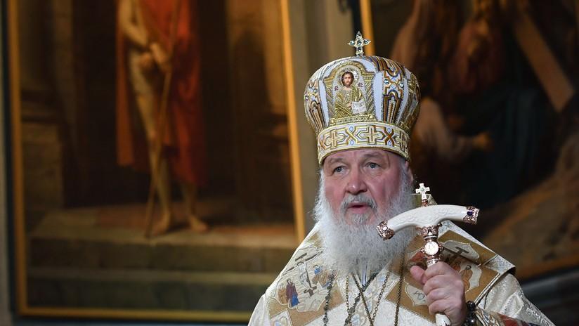 """Patriarca Kiril: """"La Navidad es una excelente oportunidad para regalar alegría y amor al prójimo"""""""