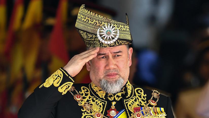 Abdica el rey de Malasia, el primero que deja el trono sin ejercer el mandato de cinco años