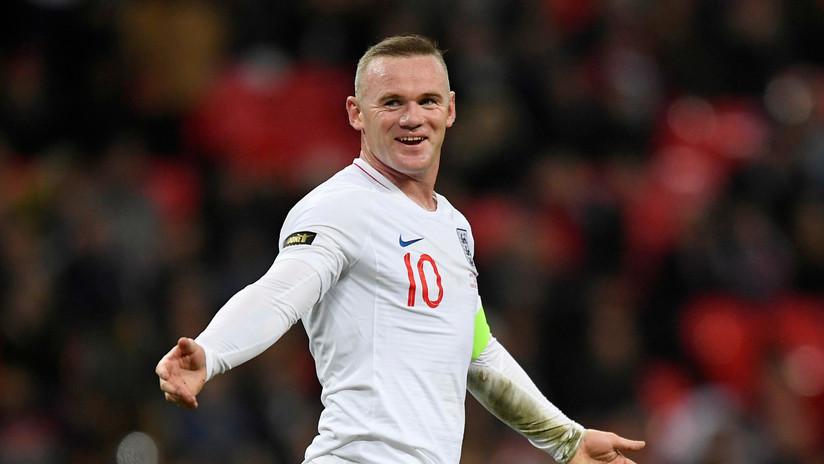 Arrestan al futbolista Wayne Rooney en EE.UU. por ebriedad e insultos en público