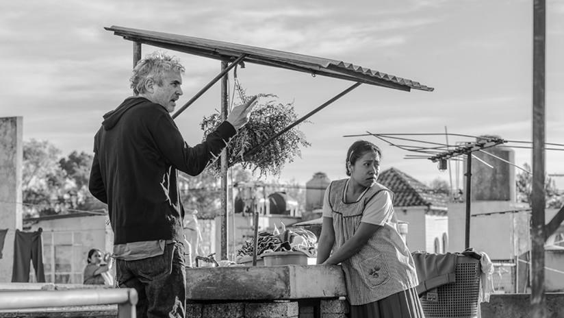 La mexicana 'Roma' gana el globo de oro a la mejor película extranjera