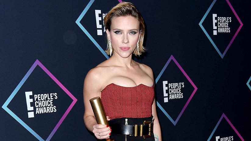 """""""Una causa perdida"""": Scarlett Johansson se rinde ante los videos porno falseados con su cara"""
