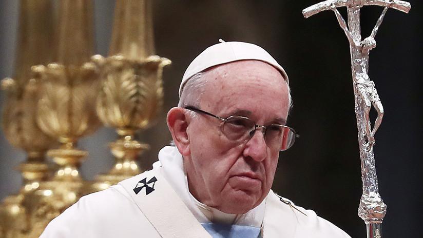 """El papa alerta sobre las """"tendencias nacionalistas"""" y la xenofobia"""