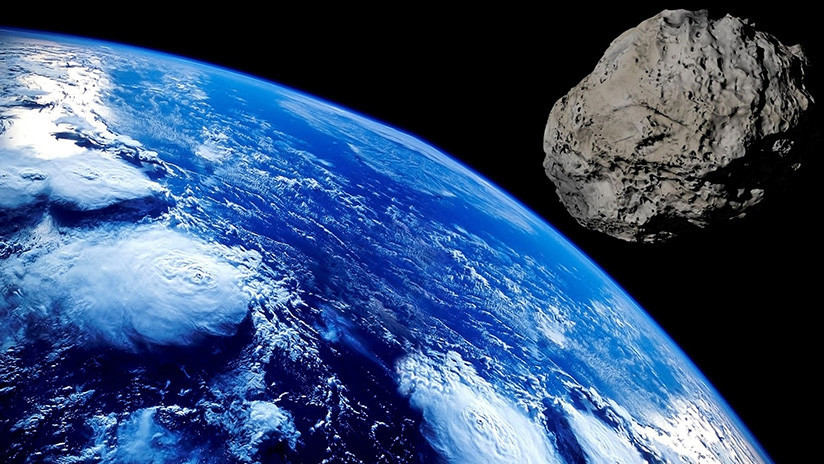Enorme tsunami provocó el asteroide que acabó con los dinosaurios