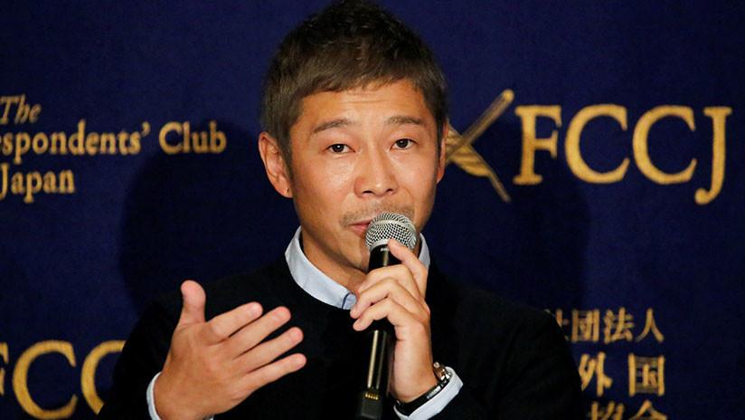 Un millonario japonés consigue el tuit más replicado de la historia tras ofrecer su riqueza