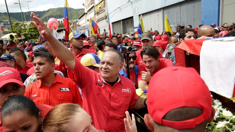 Diosdado Cabello: Oposición le ofreció al chavismo una vicepresidencia en el Parlamento