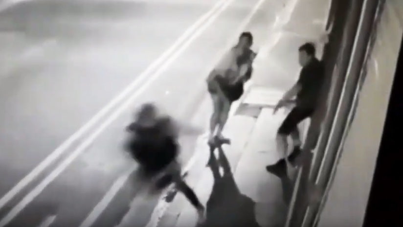 VIDEO: Amputan la pierna a un turista sueco que fue baleado por un ladrón en Argentina