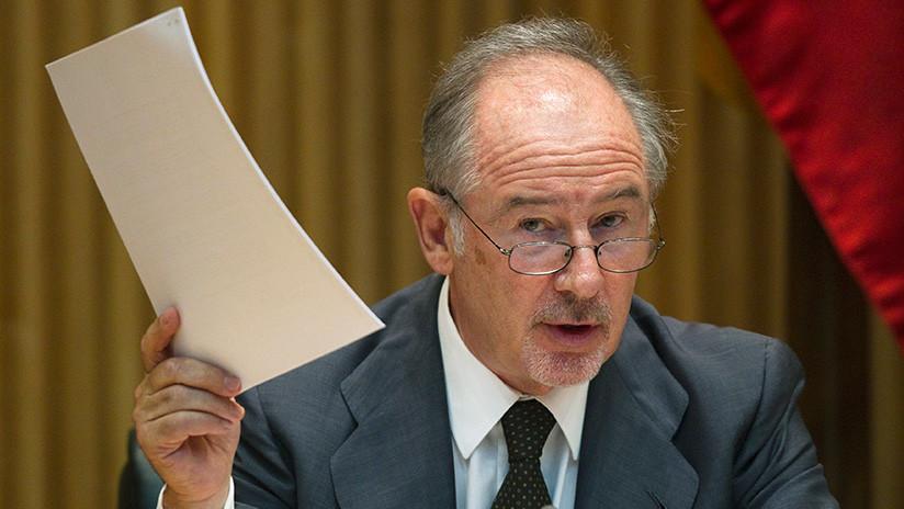 El expresidente de Bankia Rodrigo Rato culpa al Banco de España de su salida a bolsa