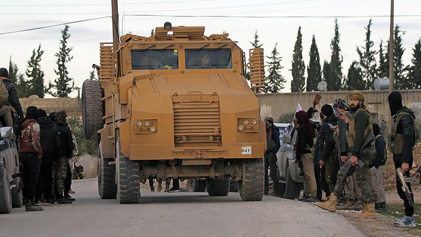 """Erdogan advierte a EE.UU. de su """"gran error"""" al establecer condiciones para la retirada de Siria"""