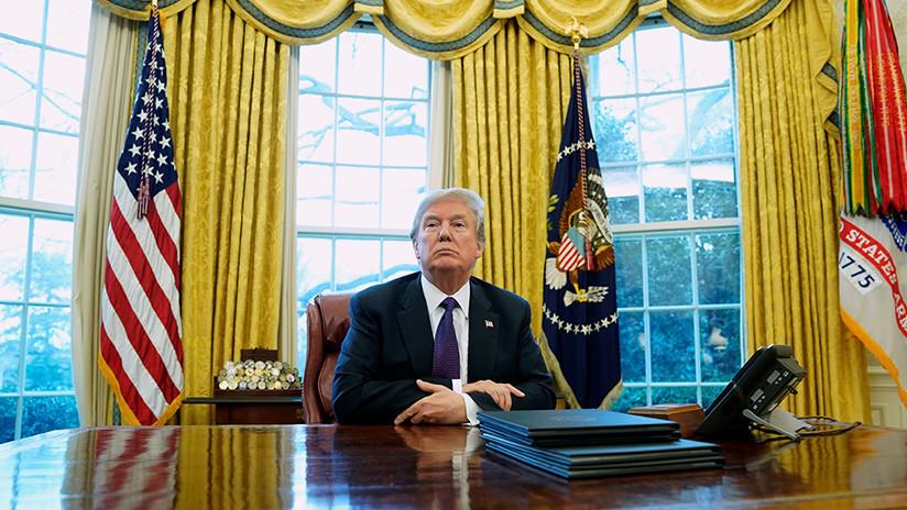 'Crisis fronteriza': EE.UU. aguarda expectante y dividido el primer discurso de Trump ante la nación