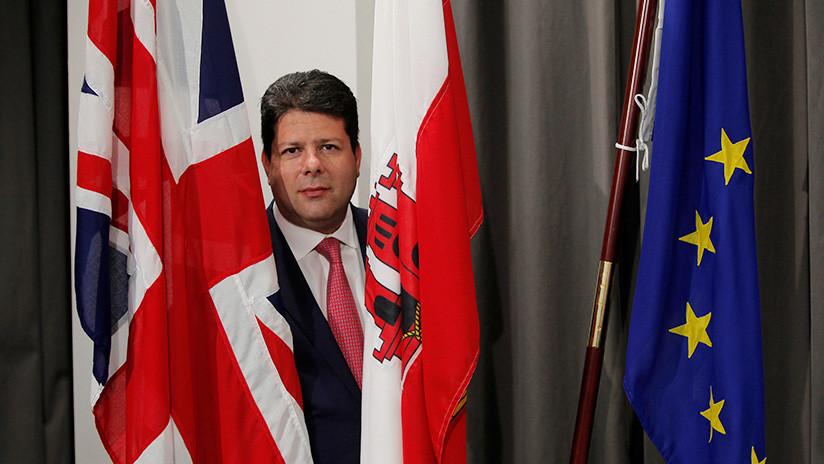 """El ministro principal de Gibraltar dice que la """"soberanía conjunta"""" es una """"causa perdida"""""""