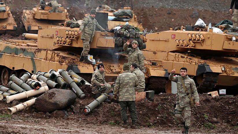 """Los kurdos de Siria, listos para """"resistir ante las amenazas de Turquía"""""""