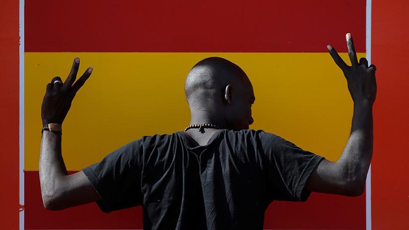 VIDEO: El mensaje de un migrante al líder de la ultraderecha española que aplauden las redes