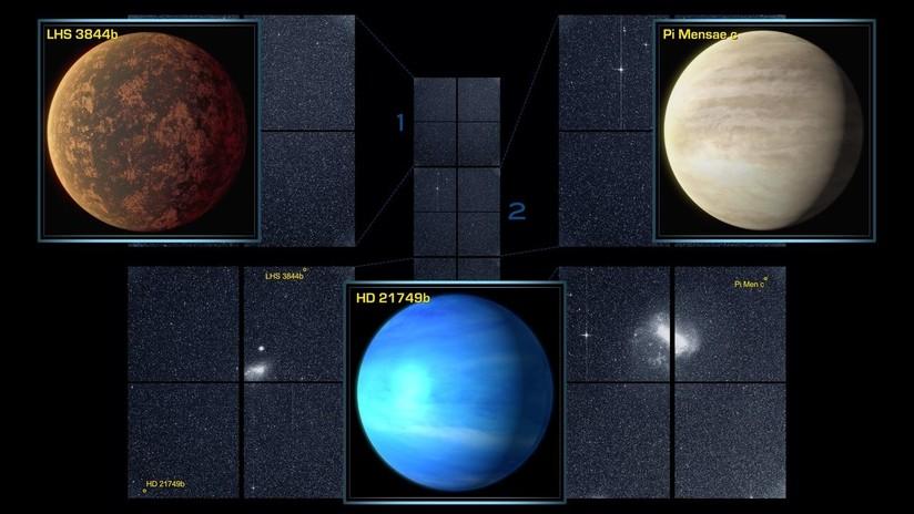 'Nuevos mundos' a la vista: La NASA halla un exoplaneta no rocoso 23 veces más pesado que la Tierra
