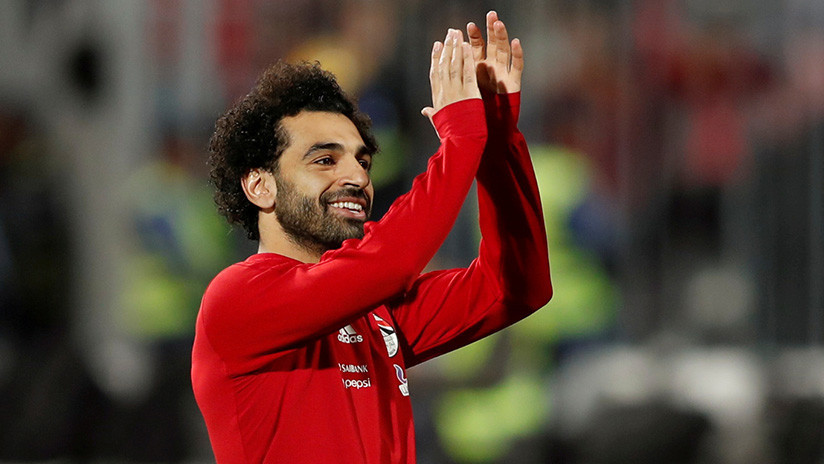 Salah gana el premio al mejor futbolista africano del 2018, pero todos hablan de su baile (VIDEO)